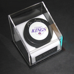 Sports Memorabilia & Collectibles Sports Memorabilia & Collectibles Ron Duguay Signed Puck w/ Case