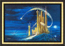 Peter and Harrison Ellenshaw Peter and Harrison Ellenshaw The Gold Castle