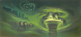 Harry Potter Artwork Harry Potter Artwork Harry Potter and The Half Blood Prince