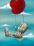 Fabio Napoleoni Fabio Napoleoni High Above It All (AP) Paper