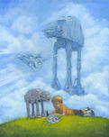 Star Wars Artwork Star Wars Artwork Hoth Dreams