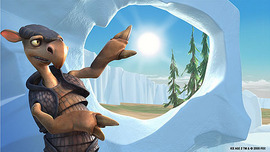 Ice Age Artwork Ice Age Artwork Fast Tony