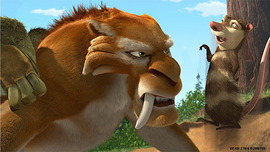 Ice Age Artwork Ice Age Artwork Diego Menacing Eddie