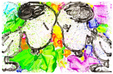 Tom Everhart Prints Tom Everhart Prints My Brothers and Sisters Please (AP)