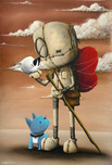 Fabio Napoleoni Fabio Napoleoni Into the Great Wide Open (AP) Canvas