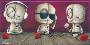 Fabio Napoleoni Fabio Napoleoni Keeping to Myself (PP)