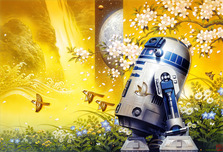 Star Wars Artwork Star Wars Artwork Labyrinth