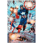 Marvel Artwork on Sale Clearance Last Hero Standing #1