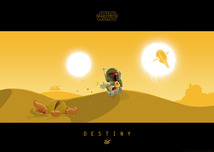 Star Wars Artwork Star Wars Artwork Little Boba's Destiny