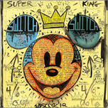 Mickey Mouse Artwork Mickey Mouse Artwork Wake Up and Smell the Sound of Coffee