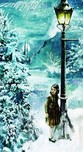 Harry Potter Artwork Harry Potter Artwork Lucy and the Lamppost