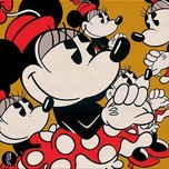 Mickey Mouse Artwork Mickey Mouse Artwork Many Minnies
