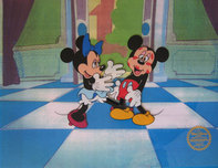 Mickey Mouse Artwork Mickey Mouse Artwork Mickey's Surprise Party