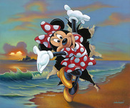 Minnie Mouse Artwork Minnie Mouse Artwork Minnie's Grand Entrance