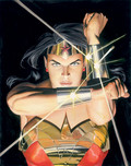 Alex Ross Comic Art Alex Ross Comic Art Mythology: Wonder Woman