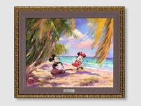 Mickey Mouse Artwork Mickey Mouse Artwork Palm Trees and Island Breeze