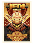 Star Wars Artwork Star Wars Artwork Patience