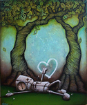 Fabio Napoleoni Fabio Napoleoni Please Fill The Emptiness (OE) Mini Print