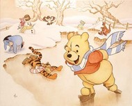 Mike Kupka Mike Kupka Pooh's 80th - Snow Days
