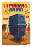 Steve Thomas Star Wars Travel Posters Steve Thomas Star Wars Travel Posters Power Droid