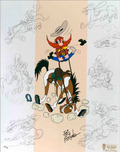 Yosemite Sam Artwork Yosemite Sam Artwork Ride Em Sam!