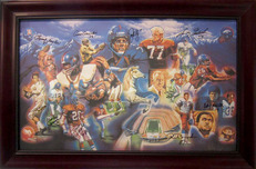 Sports Memorabilia & Collectibles Sports Memorabilia & Collectibles Ring of Fame (Framed)