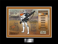 Star Wars Artwork Star Wars Artwork Sandtrooper Character Key