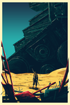Star Wars Artwork Star Wars Artwork Scavenger Episode 7 (L)