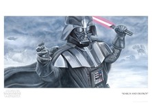 Star Wars Artwork Star Wars Artwork Search and Destroy