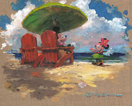Mickey Mouse Artwork Mickey Mouse Artwork Shorefront Hula