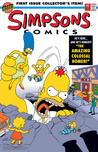 20th Century Fox Artwork 20th Century Fox Artwork Simpsons Comic #1