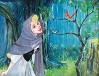 Harry Potter Artwork Harry Potter Artwork Singing with the Birds - Sleeping Beauty