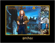 Harry Potter Artwork Harry Potter Artwork Sirius Black