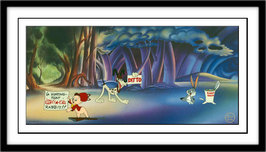 Bugs Bunny Animation Art Bugs Bunny Animation Art Corny Concerto