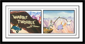 Bugs Bunny Animation Art Bugs Bunny Animation Art Wabbit Twouble AP