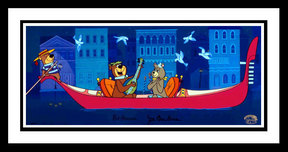 Yogi the Bear Artwork Hanna-Barbera Artwork Hey There, It's Yogi Bear
