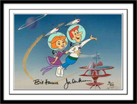 Hanna-Barbera Artwork Hanna-Barbera Artwork Jetset Jetsons