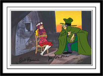 Hanna-Barbera Artwork Hanna-Barbera Artwork The Perils of Penelope Pitstop