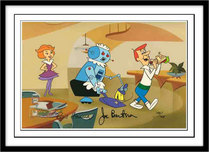 Hanna-Barbera Artwork Hanna-Barbera Artwork Rosie Cleans Up
