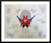 Yosemite Sam Artwork Yosemite Sam Artwork Yosemite Sam Model Sheet
