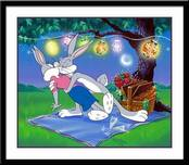 Bugs Bunny Animation Art Bugs Bunny Animation Art Enchanted Evening