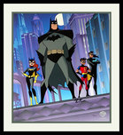 Batman Animation Artwork  Batman Animation Artwork  Gotham Knights
