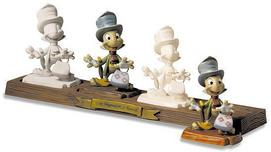Jiminy Cricket Artwork Jiminy Cricket Artwork Jiminy Cricket Progression: From Imagination to Reality