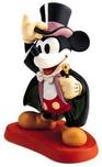 Mickey Mouse WDCC Figurines Mickey Mouse WDCC Figurines On With The Show - Mickey Mouse
