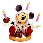 Mickey Mouse WDCC Figurines Mickey Mouse WDCC Figurines Happy Birthday!