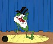 Michigan J Frog Artwork Michigan J Frog Artwork Michigan J. Frog V