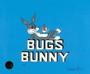 Bugs Bunny Animation Art Bugs Bunny Animation Art Bugs Bunny: Title