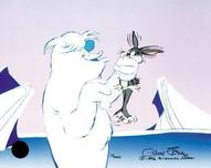 Bugs Bunny Animation Art Bugs Bunny Animation Art Abomidable Snowbunny