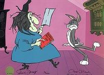 Witch Hazel Artwork by Chuck Jones Witch Hazel Artwork by Chuck Jones Rabbit Recipes