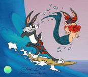 Bugs Bunny Animation Art Bugs Bunny Animation Art The Perfect Wave
